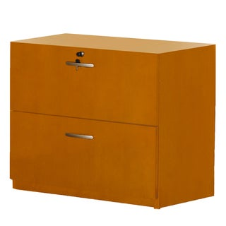 Mayline Corsica Series Unfinished Top Lateral File Cabinet
