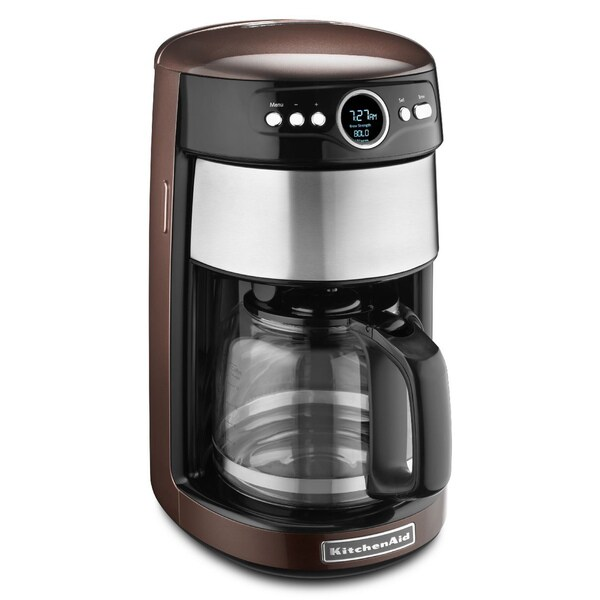KitchenAid KCM1402ES Espresso Finish 14-cup Coffee Maker
