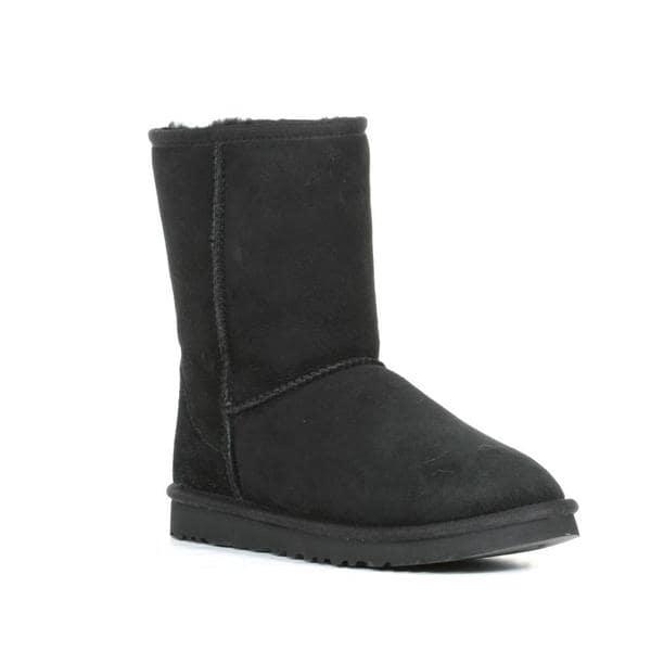 Ugg Australia Women's 'Classic Short' Regular Suede Boots