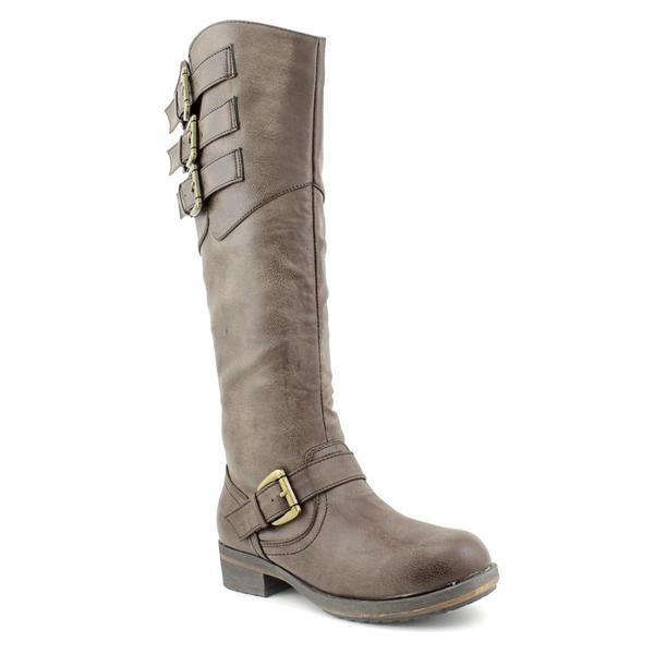 Madden Girl Women's 'Lundunn' Faux Leather Boots