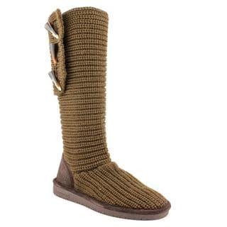 Bearpaw Women's 'Anastasia' Crochet/Knit Boots