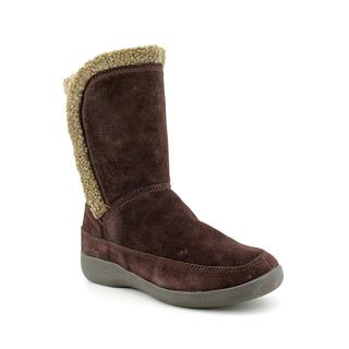 Easy Spirit Women's 'Warm Feet' Regular Suede Boots