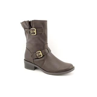 Anne Klein AK Women's 'Laski' Faux Leather Boots