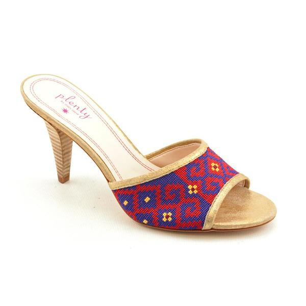 Plenty by Tracy Reese Women's 'Zula' Basic Textile Sandals