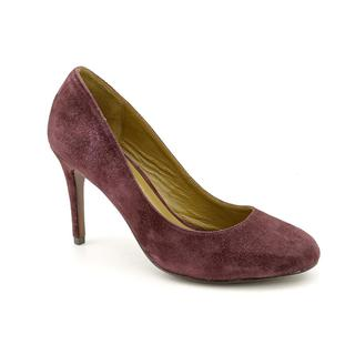 Elie Tahari Women's 'Bretta' Regular Suede Dress Shoes