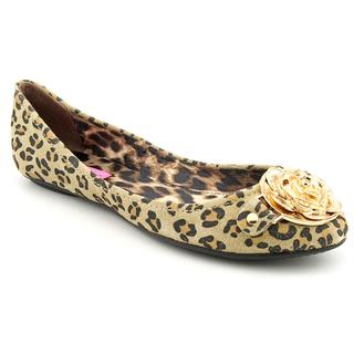 Betsey Johnson Women's 'Sidnee' Leather Casual Shoes