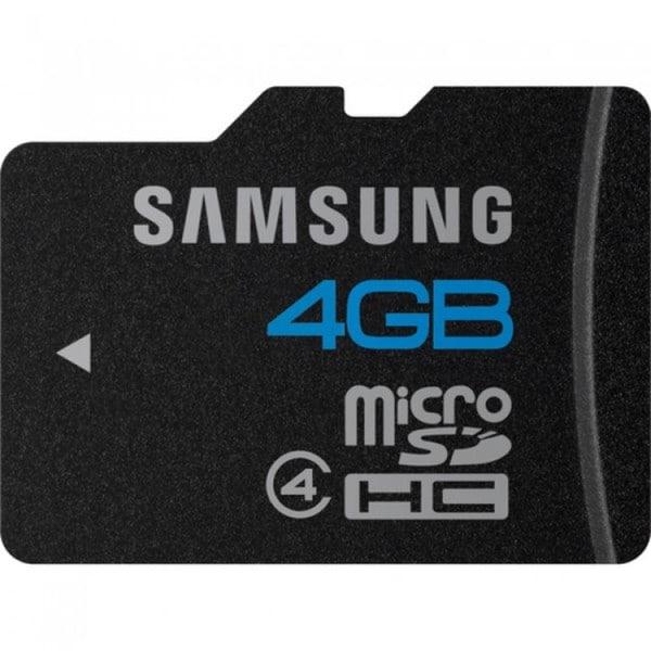 Samsung MB-MS4GA 4 GB microSD High Capacity (microSDHC)