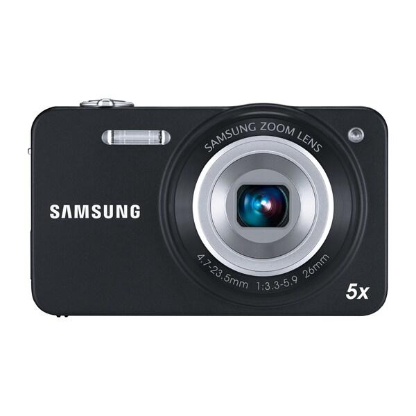 Samsung ST90 14.2MP Indigo Blue Digital Camera