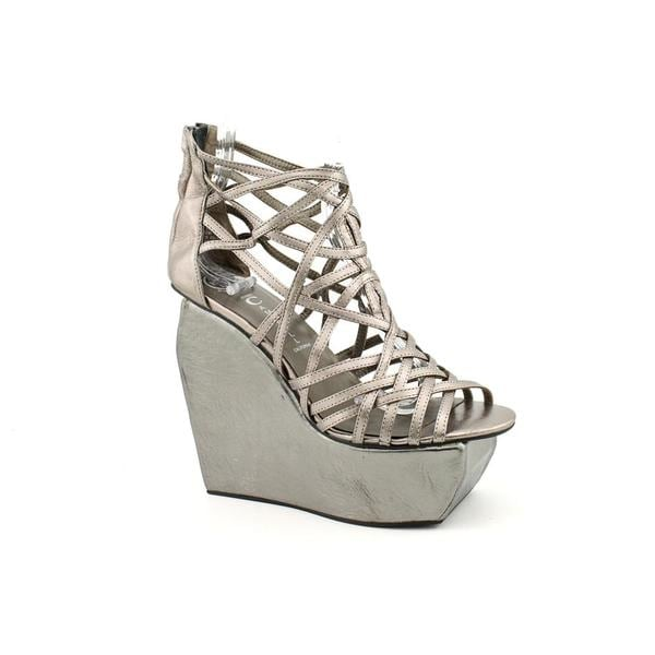 Jeffrey Campbell Women's 'Alley' Leather Sandals