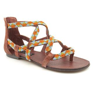 Steven Steve Madden Women's 'Sariah' Leather Sandals