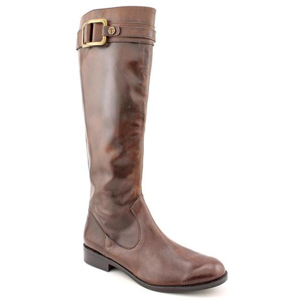 Tahari Women's 'Bryant' Leather Boots (Size 6.5)