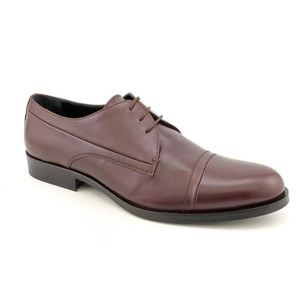 Calvin Klein Collection Men's '9031' Leather Dress Shoes (Size 8.5)