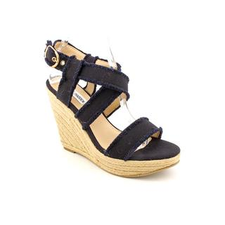 Steve Madden Women's 'Fraid' Basic Textile Sandals