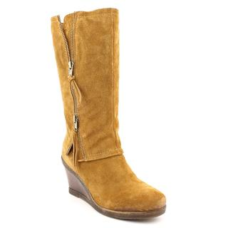 White Mountain Women's 'Wage' Regular Suede Boots
