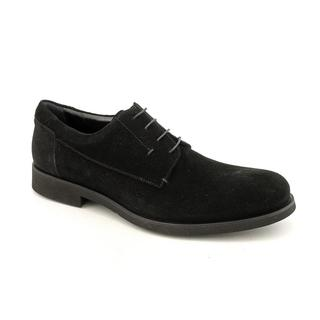 Calvin Klein Collection Men's '9011' Regular Suede Dress Shoes