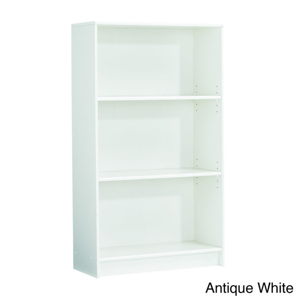 akadaHOME Laminate Finish 3-shelf Bookcase