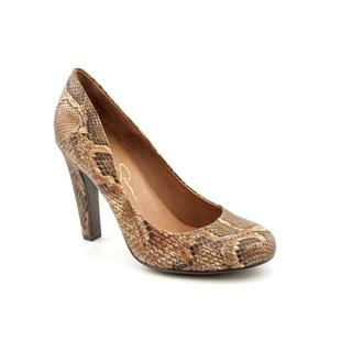 Jessica Simpson Women's 'Jessica' Synthetic Dress Shoes