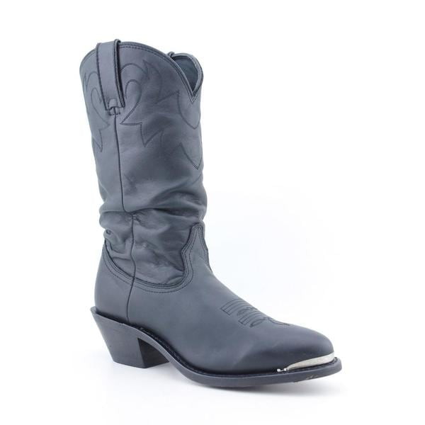 """Durango Women's 'RD540 11"""" Slouch' Leather Boots"""