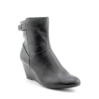 Alfani Women's 'Nadina' Black Synthetic Boots