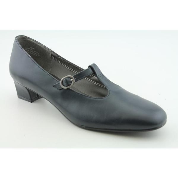 David Tate Women's 'Tania' Leather Dress Shoes - Extra Narrow (Size 11)