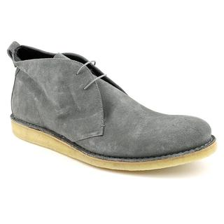 Calvin Klein Collection Men's '9026' Regular Suede Boots