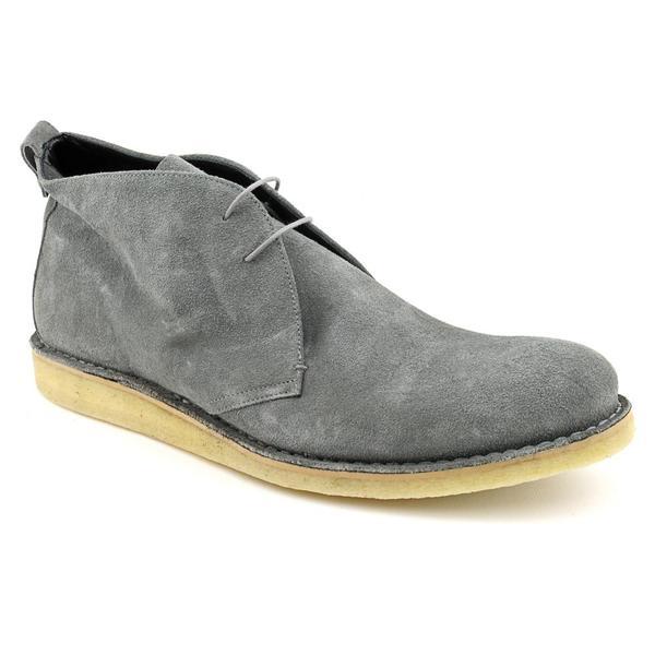 Calvin Klein Collection Men's '9026' Regular Suede Boots
