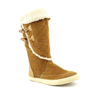 Rocket Dog Women's 'Tansy' Tan Corduroy Boots