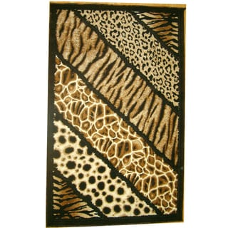 Generations Abstract Skins 75 Rug (7'9 x 10'5)