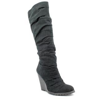 Carlos Santana Women's 'Caress' Basic Textile Boots (Size 6)