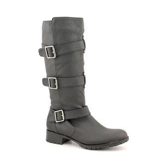 Naturalizer Women's 'Caro' Black Man-Made Boots