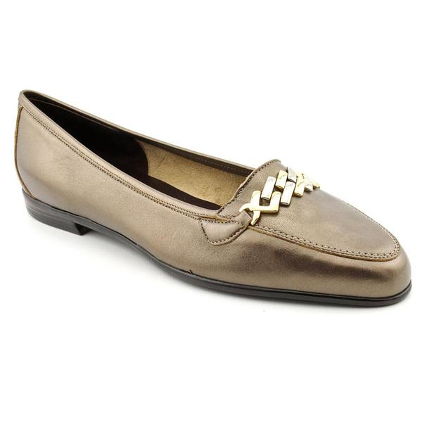 Amalfi By Rangoni Women's 'Oste' Leather Casual Shoes - Wide