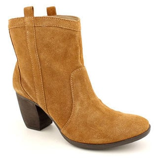 Madison Harding Women's 'Royal' Regular Suede Boots