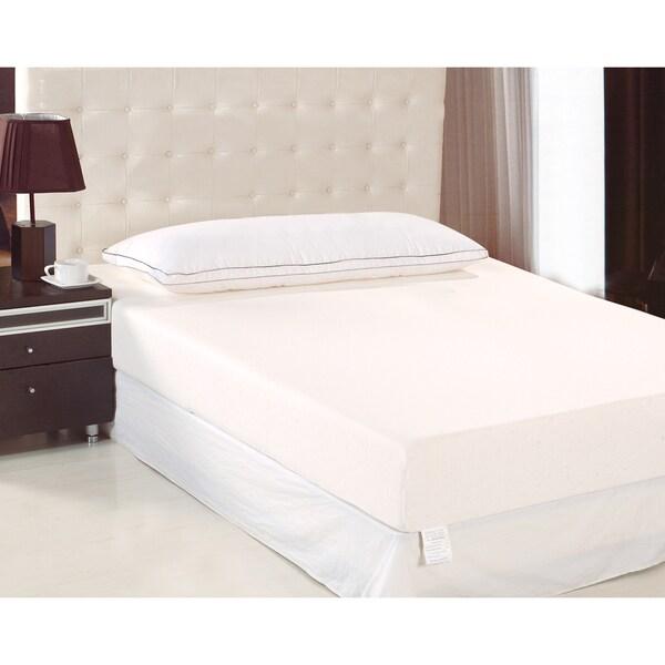 Super Comfort Memory Foam 8 Inch Queen Size Mattress Overstock Shopping Great Deals On