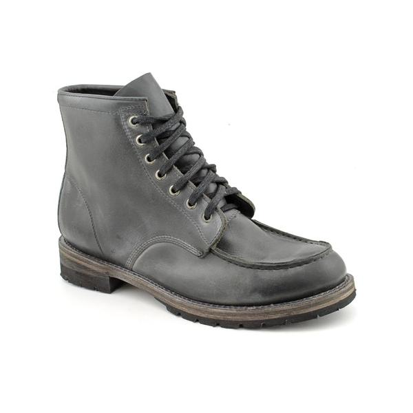 Steve Madden Men's 'Viktor' Leather Boots (Size 11)