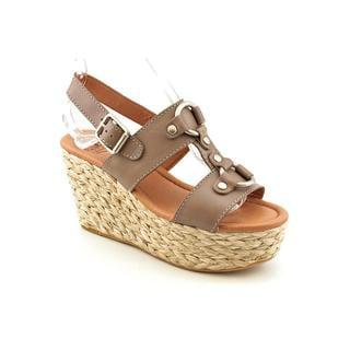 Lucky Brand Women's 'Reba' Leather Sandals
