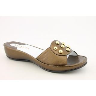 Amalfi By Rangoni Women's 'Bressa' Leather Sandals (Size 9)