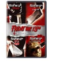 Friday The 13th 1-4
