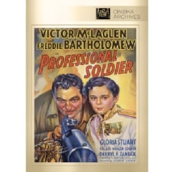 Professional Soldier (DVD)