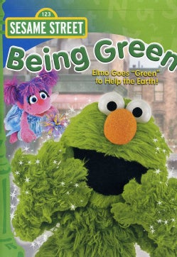 Sesame Street: Being Green (DVD)