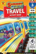 Summer Splash Travel Activity Book, Grade 3 (Paperback)