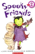 Spooky Friends (Paperback)