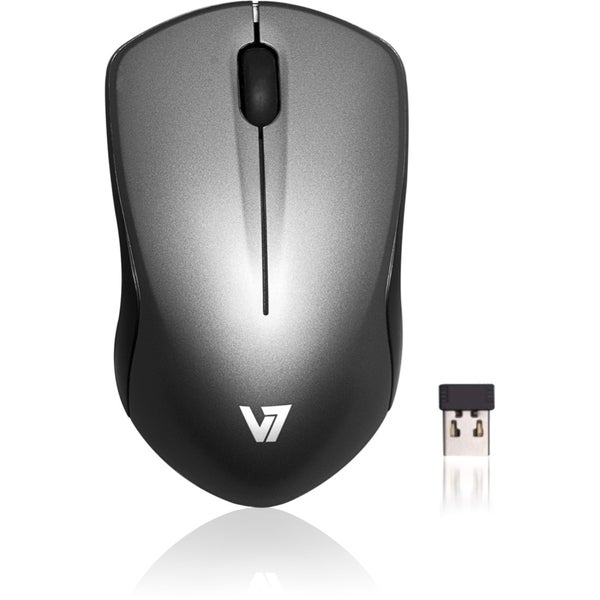 V7 Wireless Mobile Blue Trace Mouse