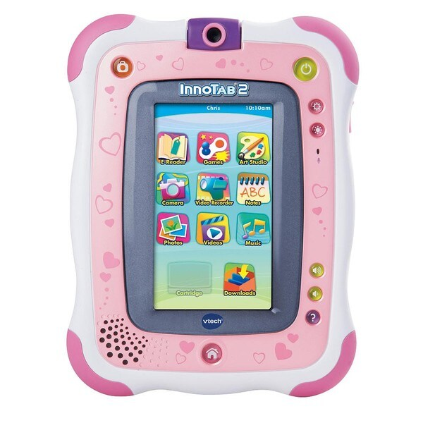 Vtech InnoTab 2 Interactive Learning App Tablet (Pink)