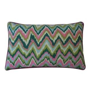 Jiti Zikat Pink 12x20-inch Decorative Pillow
