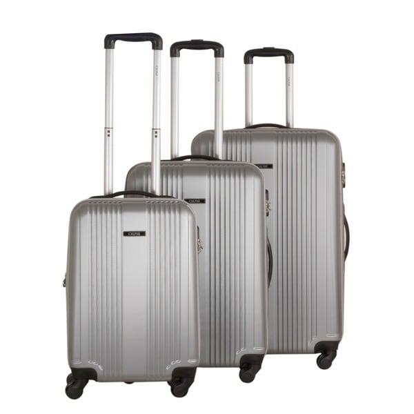 CalPak Torrino 3-piece Lightweight Expandable Hardside Spinner Luggage Set