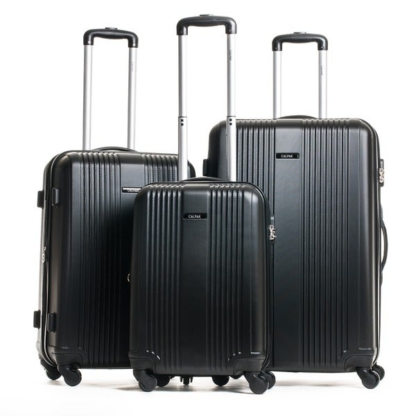 CalPak Torrino II 3-piece Lightweight Expandable Hardside Spinner Luggage Set