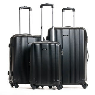 CalPak Torrino 3-piece Lightweight Expandable Hardside Spinner Luggage Set