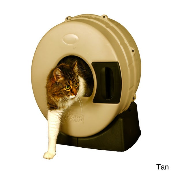 Litter Spinner Cat Litter Box