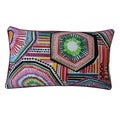 Jiti 'Native' 12-Inch x 20-Inch Rectangular Multicolored Pillow