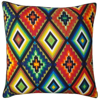 Jiti 'California' Multicolored 20-inch Pillow